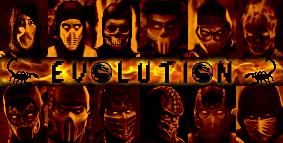 Scorpion's Evolution by Aeruhl