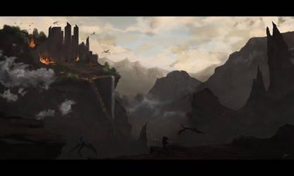 Kingdom of Tein the Dragon Mistress - Haze of War