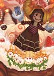 Baten Kaitos: Parnasse merchant by acetea-san