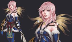 Lightning Return : Kimahri outfit