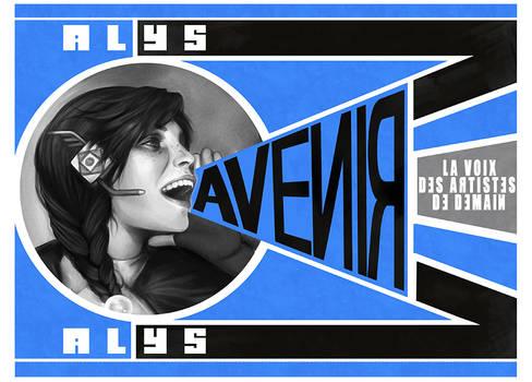 ALYS PROPAGANDA : Avenir