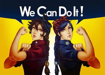 ALYS PROPAGANDA : We can do it Version 2 by acetea-san