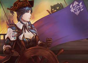 ALYS PROPAGANDA : La grande pirate