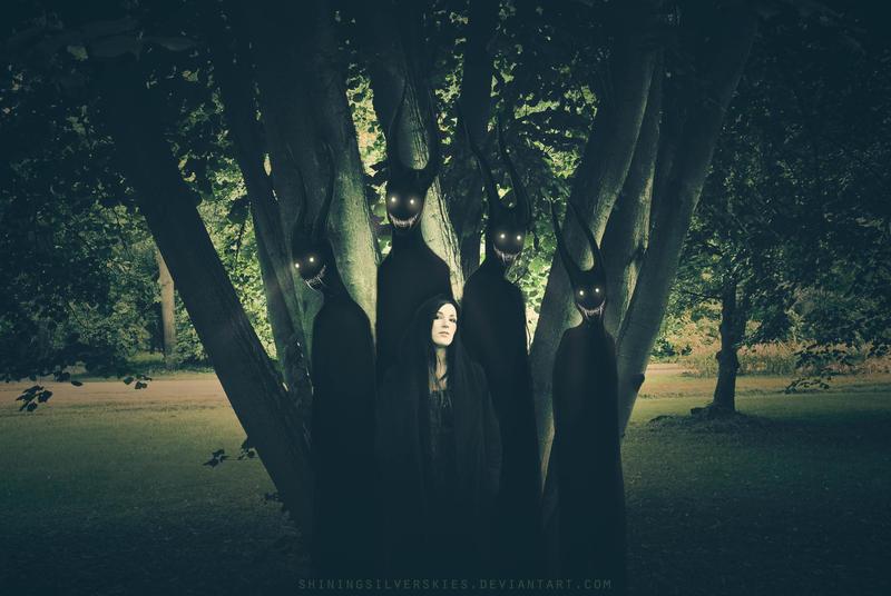 Demons by shiningsilverskies