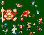 NES Box Art Recreations