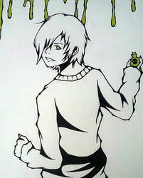 Poisonous  by Cheezeeeeeee