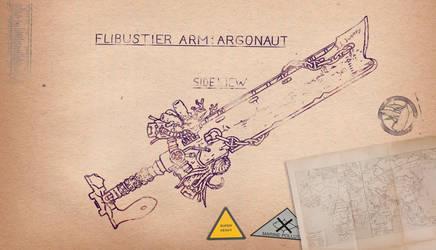 Flibustier Arm: Argonaut by Heart0fTheStorm