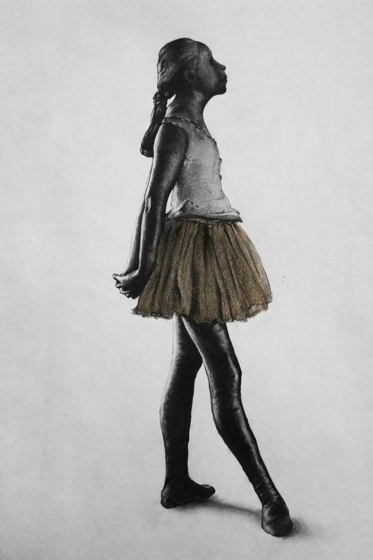 Little Dancer by Macov