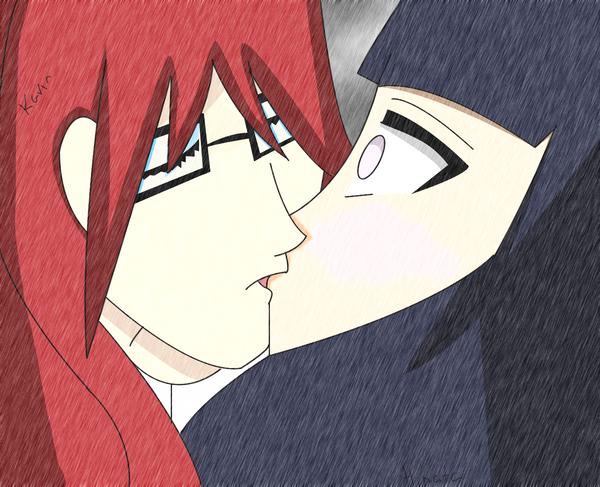 Naruto: Karin x Hinata by sasuke251194