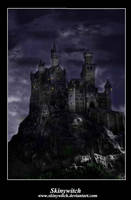 Castle of Horned King by skinywitch