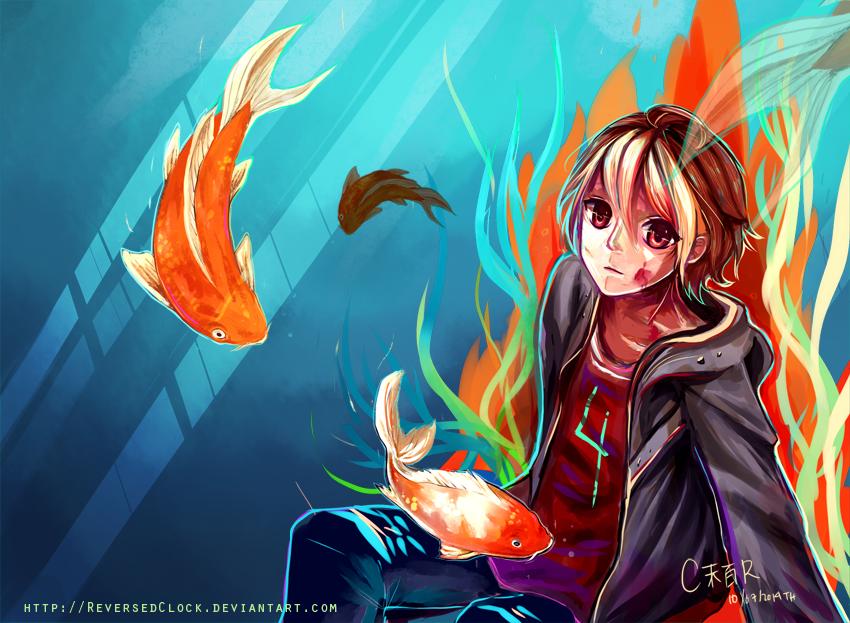 On Fire by ReversedClock