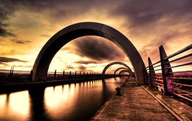 Canal Dreams by kharashov