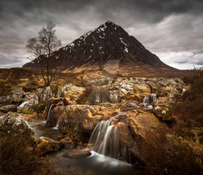 The mighty Buchaille Etive Mor