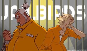 Jailbirds Comic Announcement