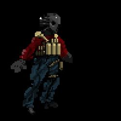 Mercenary by franswerfer