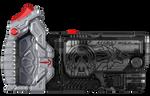 Shadow Assault Wolf Progrise Key