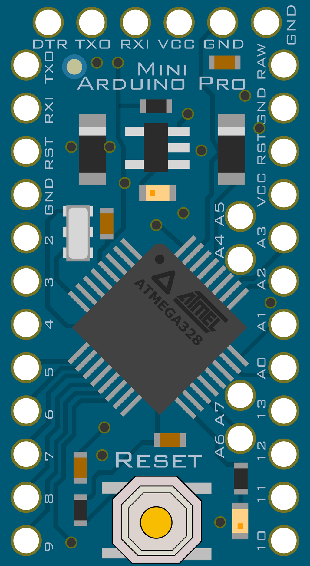 Arduino r like pro mini clipart by adlerweb on deviantart