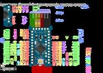 'Arduino(R)'-like Pro Mini Pinout Diagram