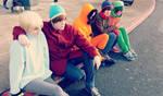 Curb Sittin - South Park