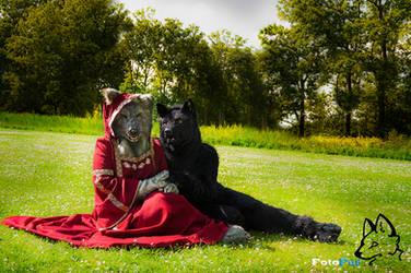 Wolves Meadow by FotoFurNL