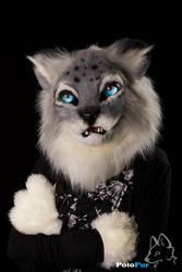 Fursuit Portrait - Manu