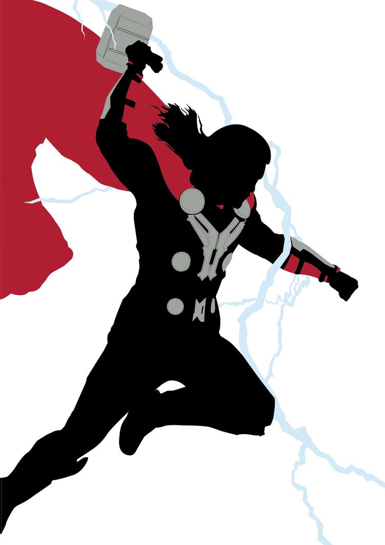 Dark World Thor by MudgetMakes