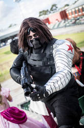 The Winter Soldier by MudgetMakes