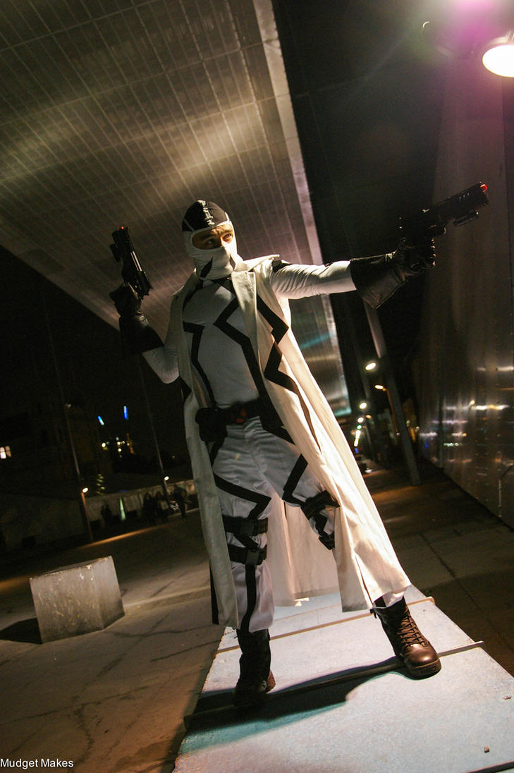 Fantomex by BlackRabbitArtisan