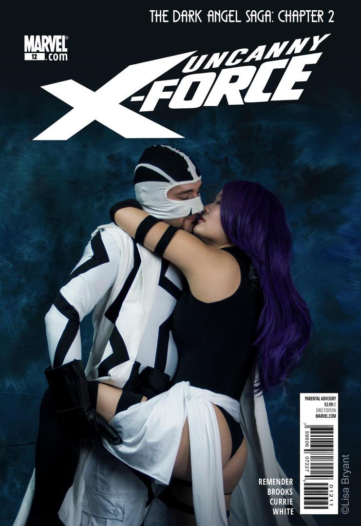 Uncanny X-Force The Dark Angel Saga Chapter 2 by BlackRabbitArtisan