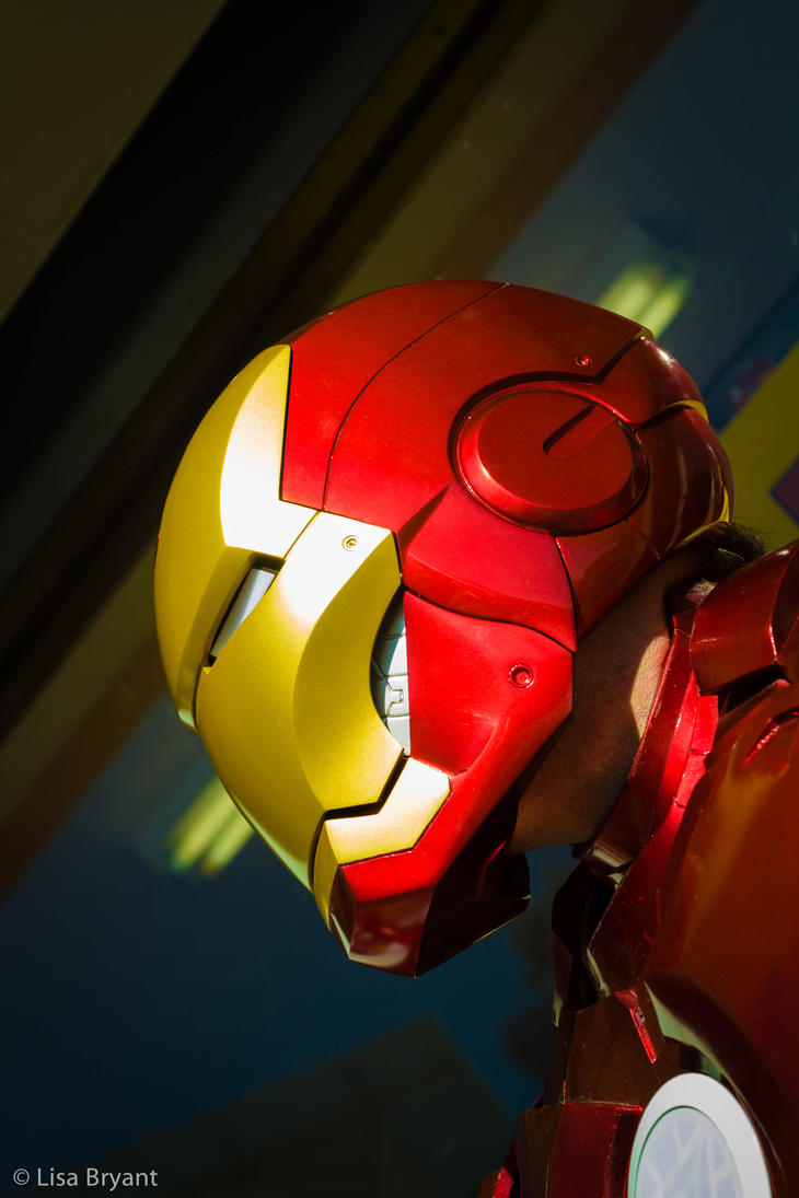 I am Iron Man by BlackRabbitArtisan