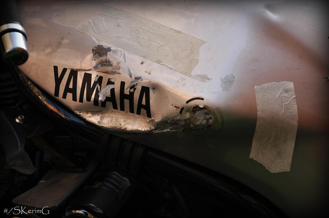Ruined Yamaha. by SKerimG