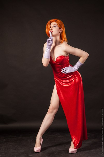 Jessica Rabbit by mrAngie