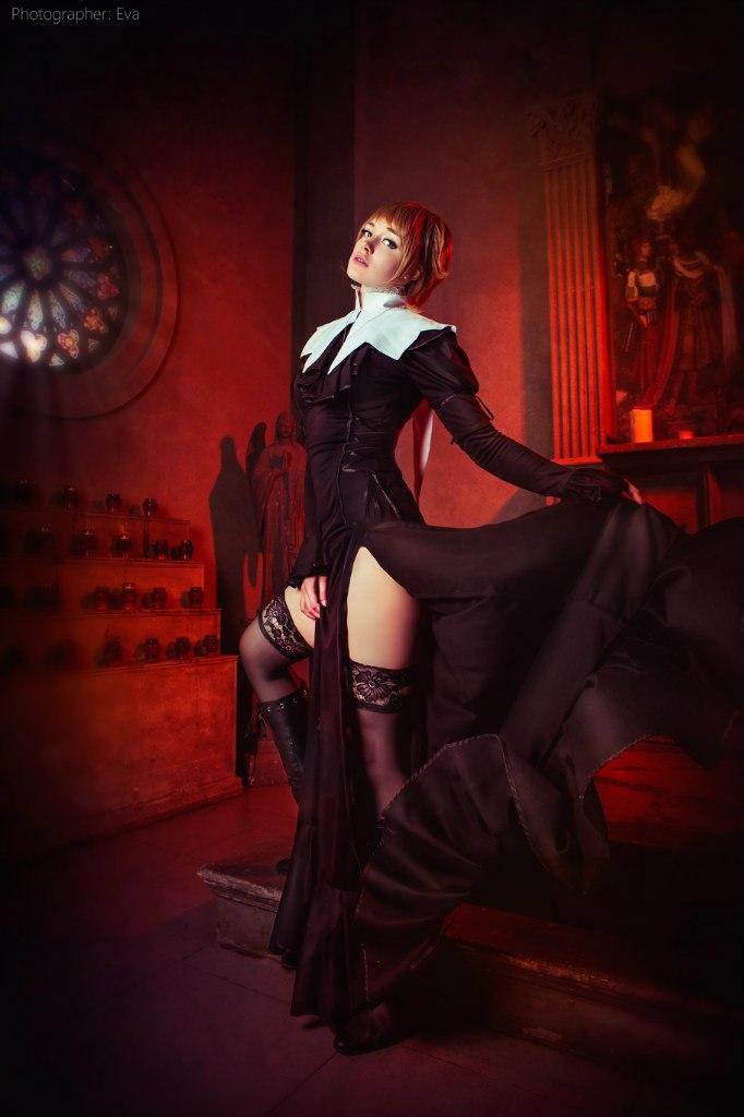 Theresa Beria by mrAngie