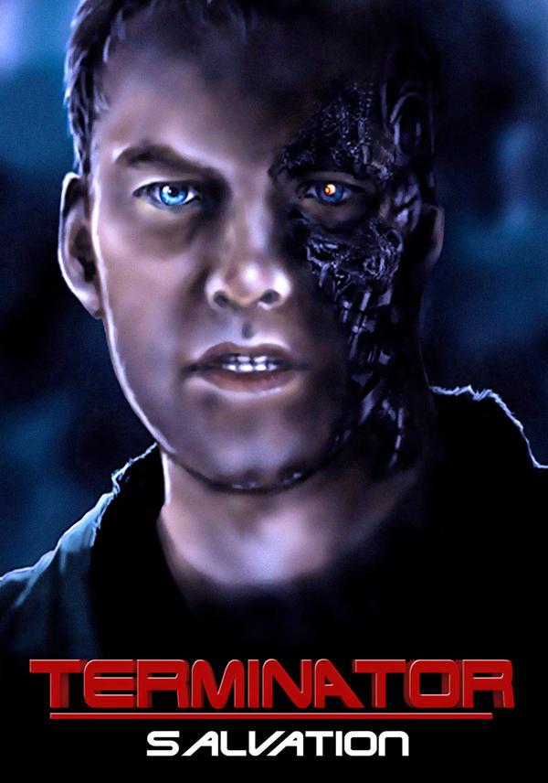 Terminator Salvation 2009 By Megaplaymedia On Deviantart