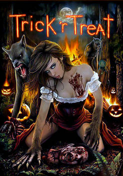 Trick 'r Treat (2007) by MegaPlayMedia