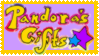 Pandora's Gifts Stamp by MagicalVeronica