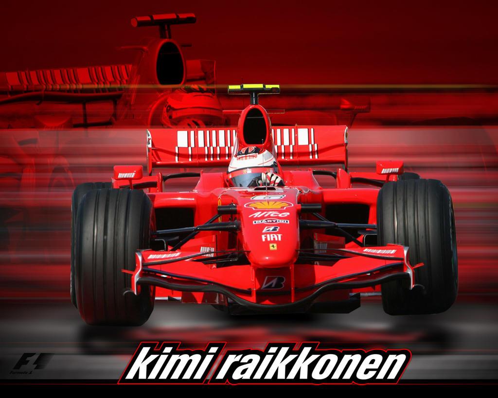Get Kimi Raikkonen Wallpaper Ferrari  Gif