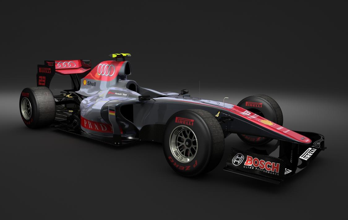 Formula  Car Tyres Cost