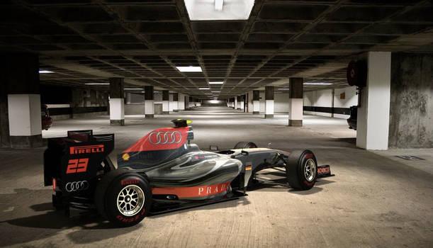 Audi F1 Concept v2 Composite