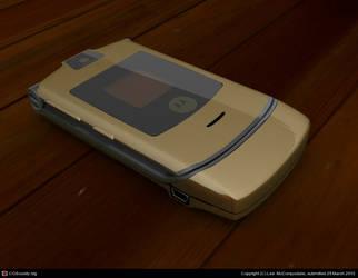 D+G Motorola v3i