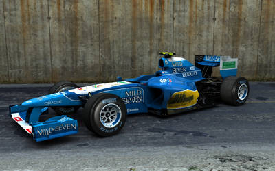 Benetton Renault 2011