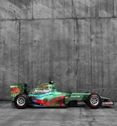 Audi Heineken Formula One