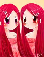Twins by Temima