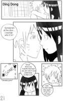 Naru x Hina doujinshi pg21 by Temima