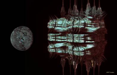 Biosattelit by SPACEGARDEN