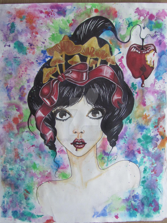Snow White by OnlyRetardedS
