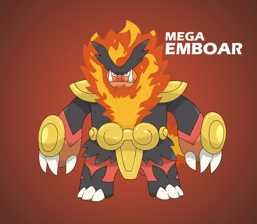 emboar mega evolution card - photo #15