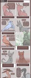 DEITIES -- SEPT '16 'Animal Askbox' dump by TeniCola