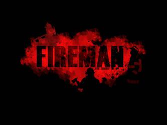 Fireman wall by Negto