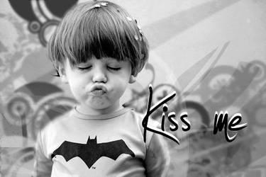 Kiss me :-* by Negto